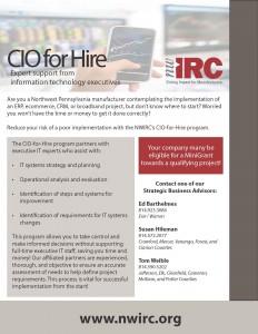 CIO for Hire_Flyer_3.2.2016